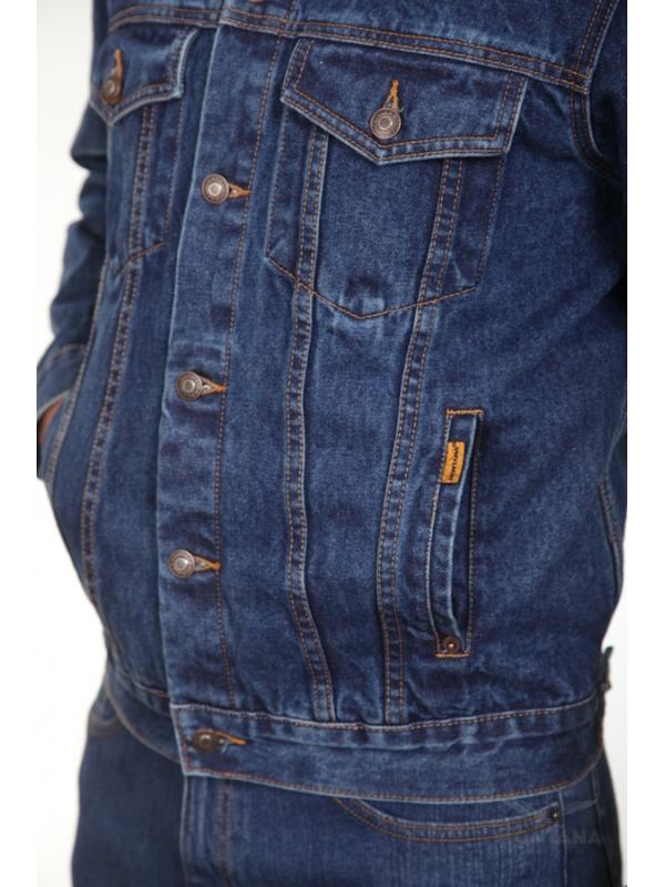 Джинсовая куртка Montana 12010 SW