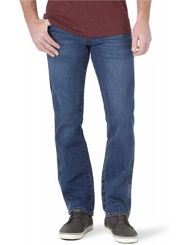 Джинсы мужские Wrangler 92TXWAT Texas Rooted Slim Straight Jean