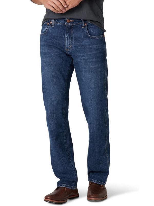 Джинсы мужские Wrangler 92TXWMD Texas Rooted Slim Straight Jean