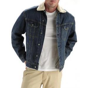 Джинсовые куртки Lee