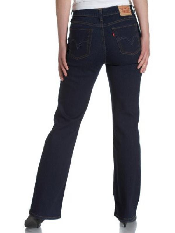 Женские джинсы Levis 512 Perfectly Slimming Bootcut Misses Jeans 155121477