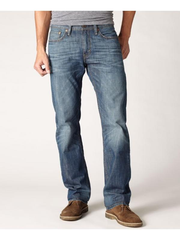 Джинсы LEVIS  514™  Straight Jeans - Blue Collar