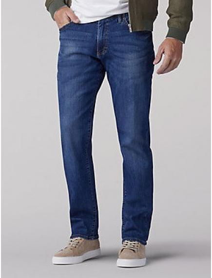 Джинсы Lee Extreme Motion Straight Fit Tapered Leg Jeans 2015042