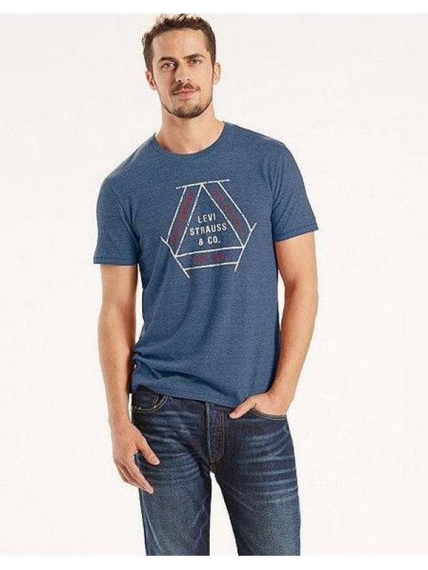 Футболка Levis Graphic Tee - Dress Blues 224910001