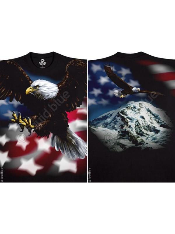 Футболка Liquid Blue AMERICAN EAGLE 31122