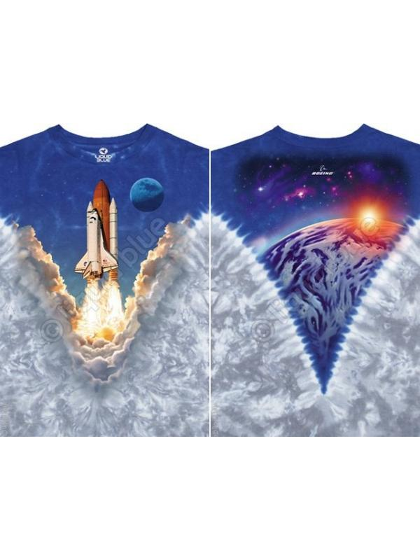 Футболки Liquid Blue SPACE SHUTTLE 11651