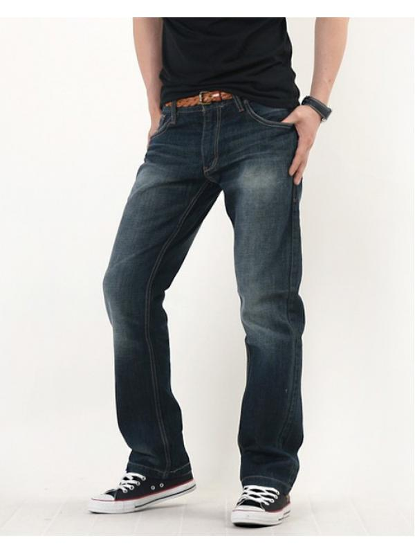 Джинсы LEVIS  514™ Slim Straight Jeans Green Ice