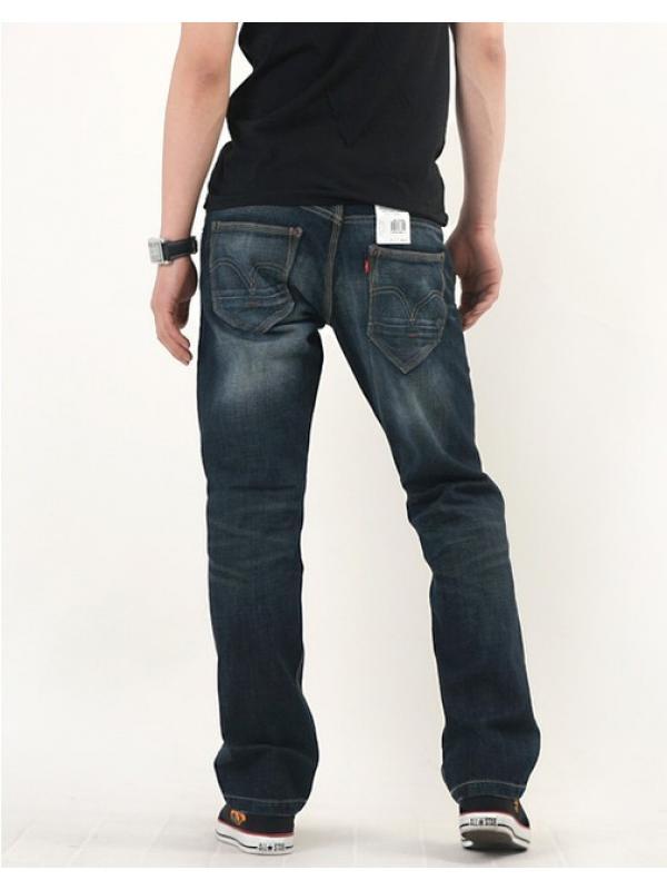 Джинсы LEVIS  514™ Slim Straight Jeans Green Ice
