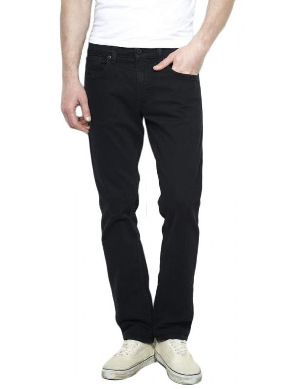 Джинсы мужские Levis 511™ Slim Fit - black