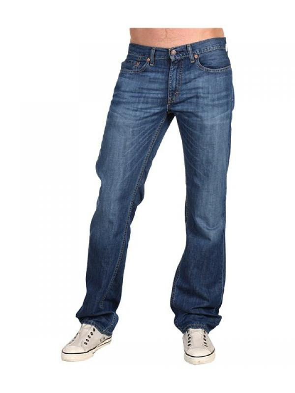 Джинсы мужские LEVIS 559 Relaxed Straight Jeans Blue Collar  new