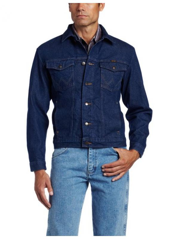 Куртка Wrangler Mens Unlined Denim Jacket 74145PW