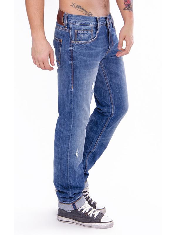 Джинсы Mustang Slim Jeans