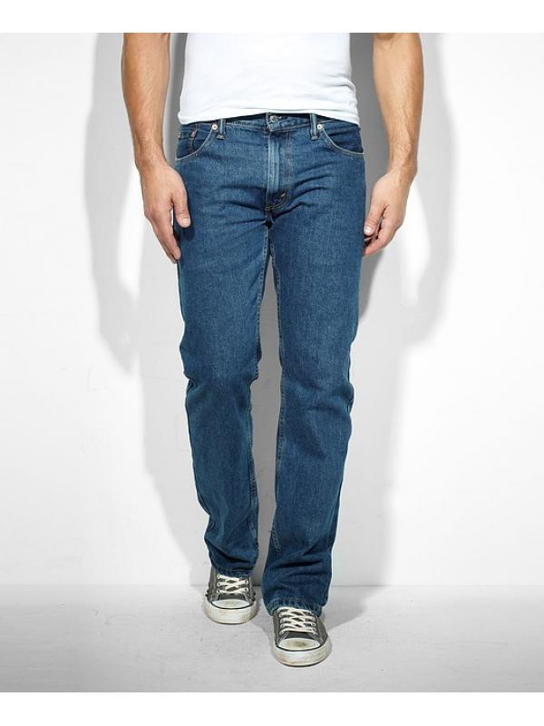 Мужские джинсы LEVIS 505® Straight Jeans  Dark Stonewash