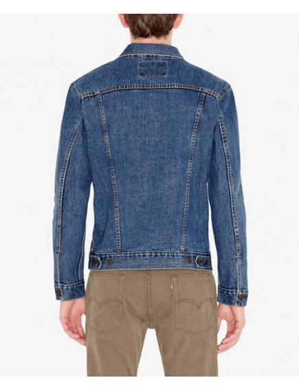 Джинсовая куртка LEVIS The Trucker Jacket Medium Stonewash