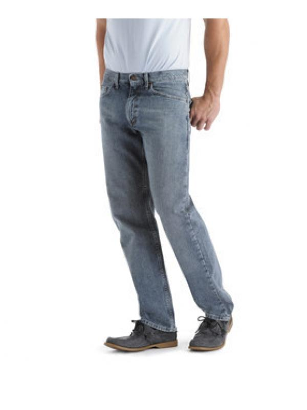 Джинсы Lee Regular Fit Straight Leg Jean - Mens Fit 2001950 sale
