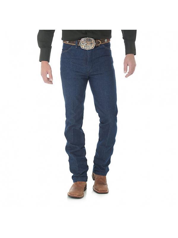 Джинсы мужские Wrangler® 0936den Cowboy Cut® Slim Fit Jean