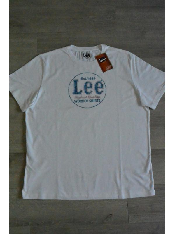 Футболка Lee Mens 6MK0043 white