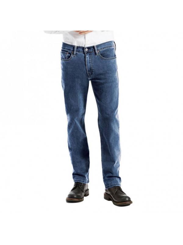 Джинсы LEVIS  514™ Straight Fit Stretch Jeans - Stonewash Medium Wash