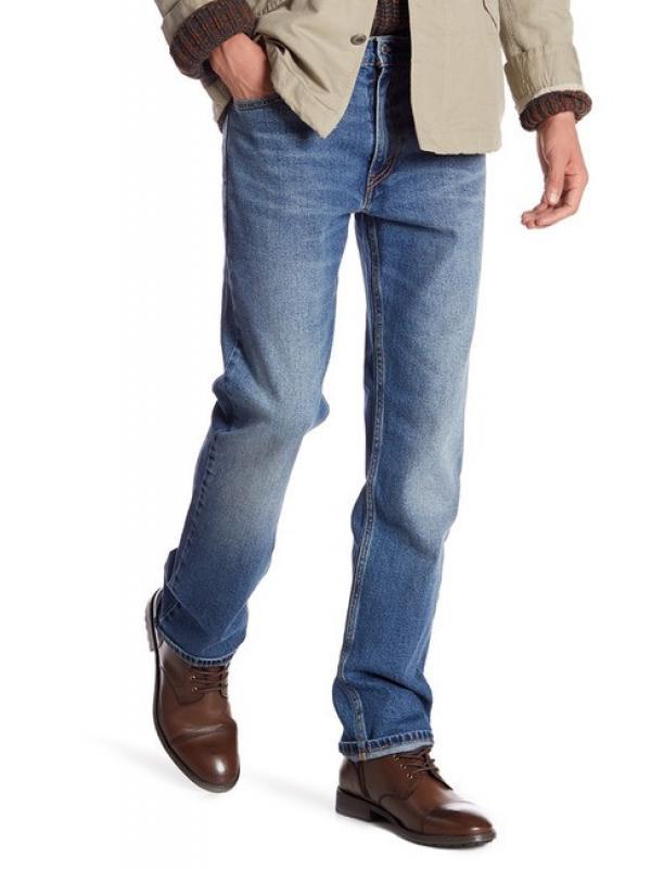 Джинсы Levis 513™ Slim Straight Jeans Brick Road