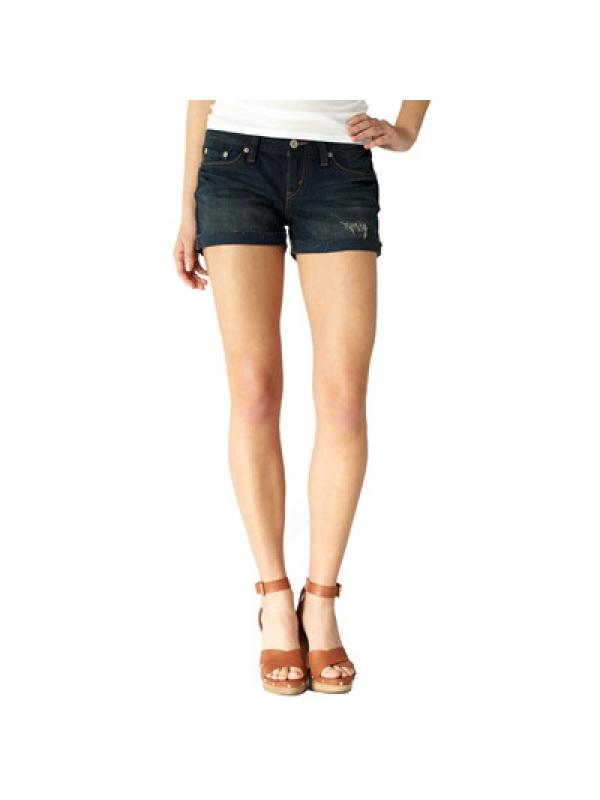 Женские шорты Levis Juniors Cut Off Shorts Mystic Blue