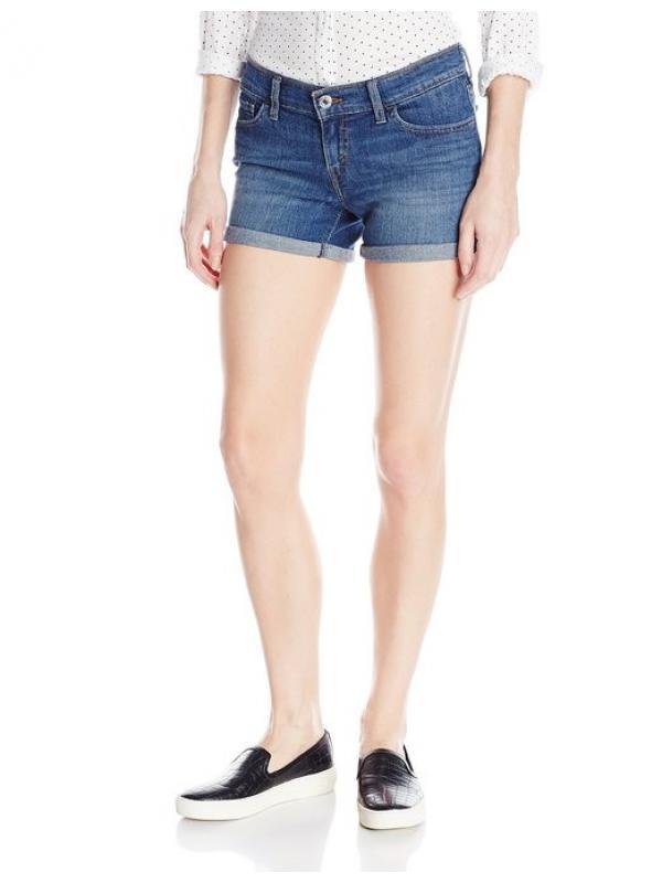 Женские шорты Levis Juniors Cut Off Shorts Arrowhead Blue