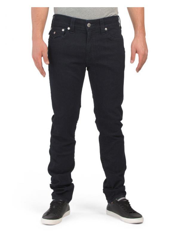 Джинсы TRUE RELIGION Rocco Flap Pocket Jeans