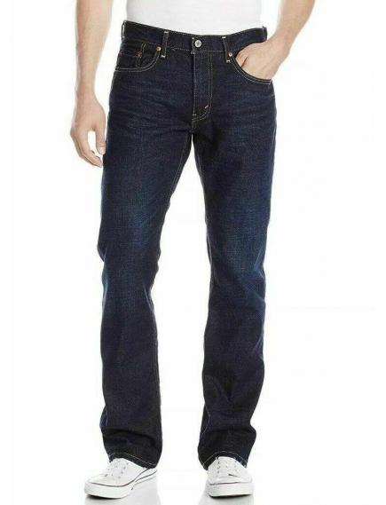 LEVIS 559 Relaxed Straight Jeans Dark Wash