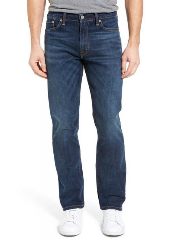 Джинсы Levis 513™ Slim Straight Jeans Crosstown
