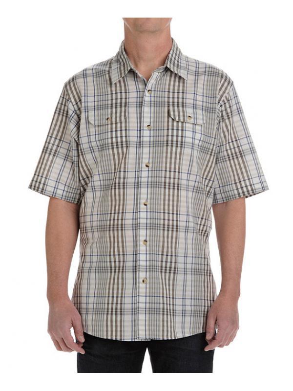 Рубашка с коротким рукавом Lee Bright White B