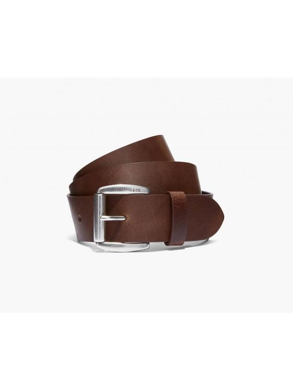 Ремень Levis Linden Roller Belt Brown 38016-0004