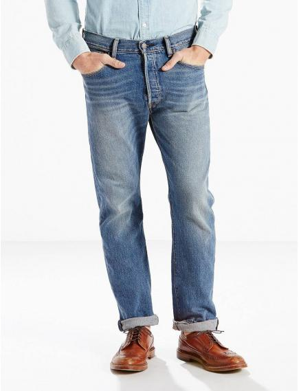 Джинсы мужские Levis 501 Original Fit Stretch Jeans The Ben