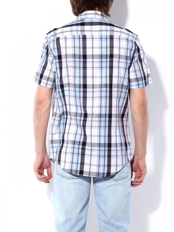 Рубашка Montana 11061 Light Blue