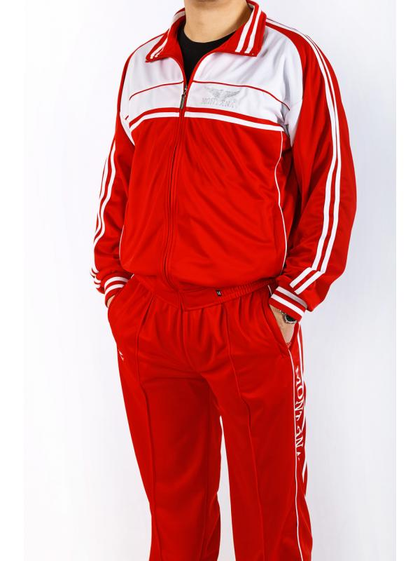 Спортивный костюм MONTANA 27051 Red/White