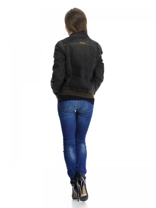 Женская джинсовая куртка Montana 12558