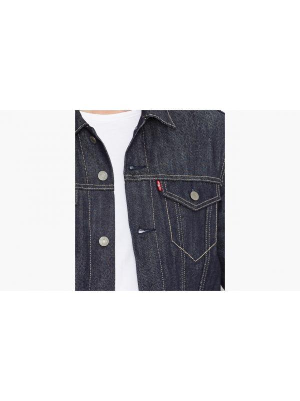 Куртка джинсовая LEVIS Denim Trucker Jacket rigid