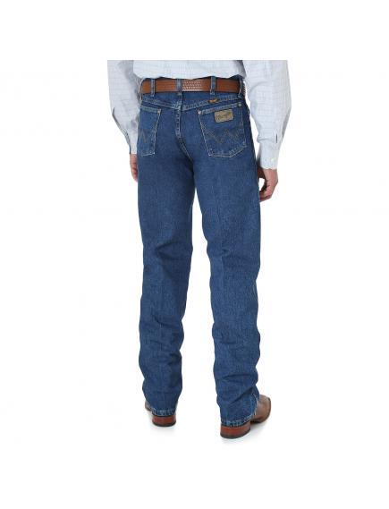 Джинсы мужские Wrangler 13MGSHD George Strait Jeans — Cowboy Cut