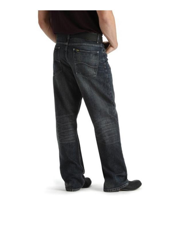 Мужские джинсы Lee Dungaree Loose Straight Leg Jean 201-5690