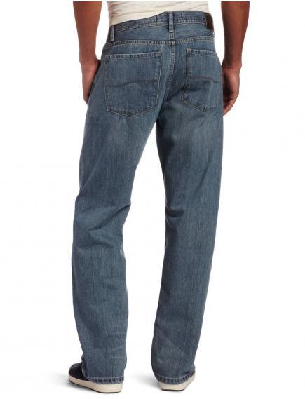 Джинсы мужские Lee  DUNGAREE RELAXED FIT STRAIGHT LEG Jean 201-3104