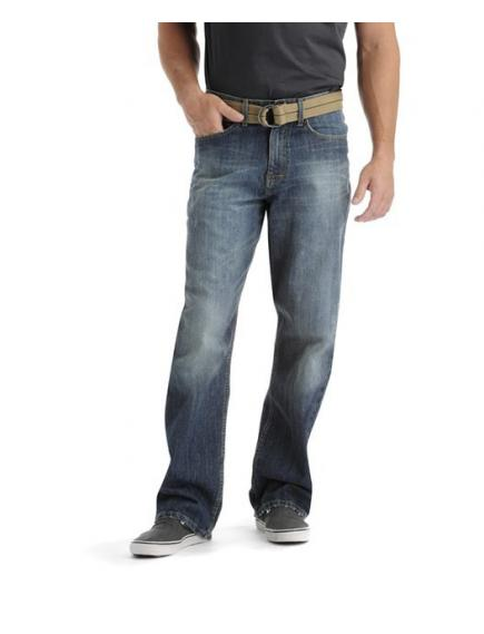 Мужские джинсы Lee Dungaree Loose Straight Leg Jean