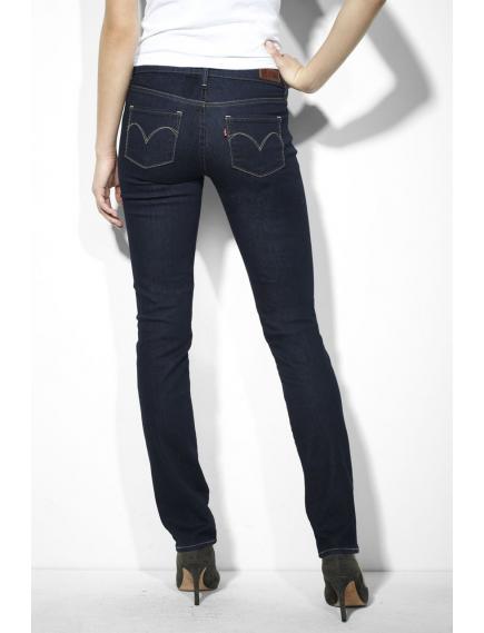Женские джинсы Levis Curve ID Slight Curve Slim Jeans - Richest Indigo