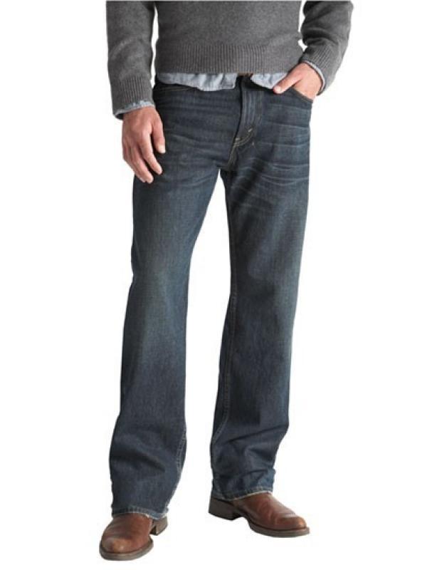 Мужские джинсы LEVIS 559 Relaxed Straight Jeans overhaul