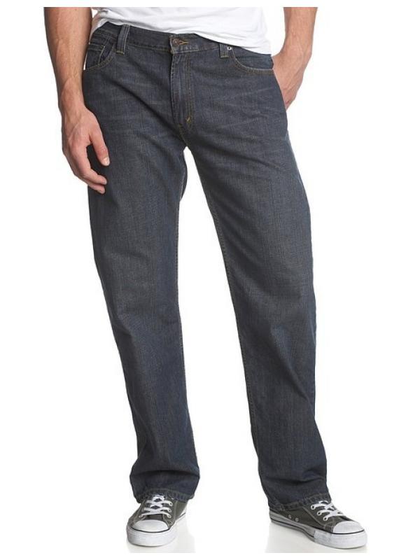 Мужские джинсы Levis 559 Relaxed Straight Jeans range