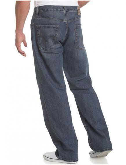 Мужские джинсы LEVIS 559 Relaxed Straight Jeans - inde blue