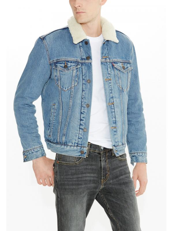 Куртка Levis THE SHERPA TRUCKER JACKET YOUNGSTOWN