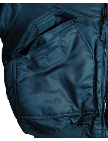 Мужская куртка Alpha Industries CWU 45/P Flight Jacket black