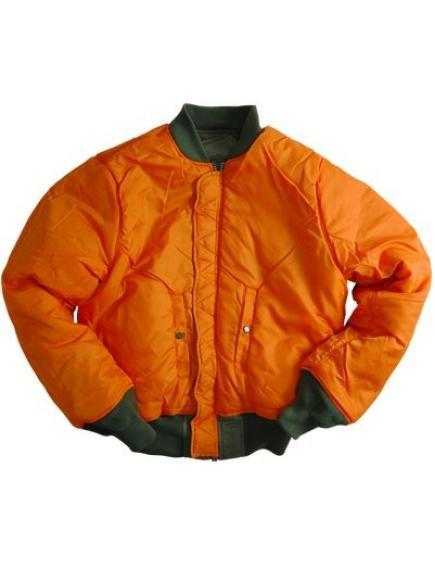 Мужская куртка Alpha Industries MA-1 replica blue