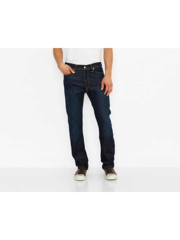 Джинсы Levis 513™ Slim Straight Jeans BIOLOGY new