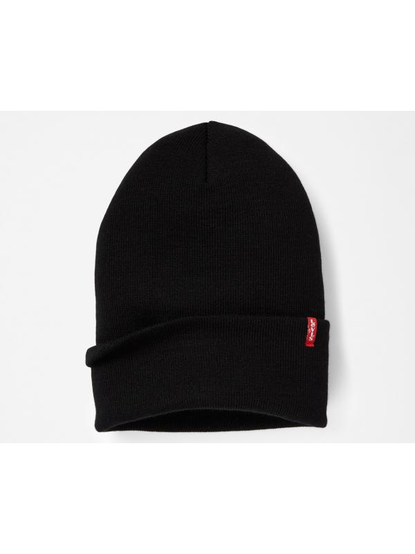 Шапка levis EVERYDAY BEANIE  Black