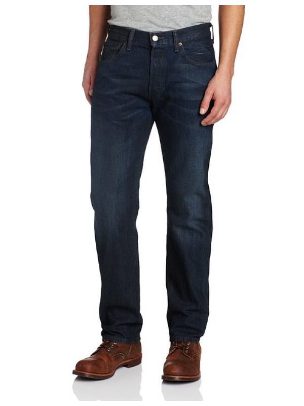 Джинсы мужские Levis 501 Original Fit Jeans On the decks NEW