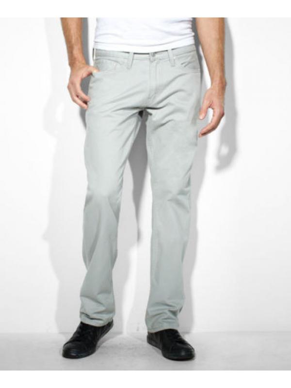 Джинси чоловічі LEVIS 514  Fit Straight Leg Pants Limestone NEW